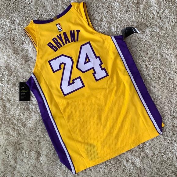 34726accc62 Nike Shirts | Kobe Bryant Lakers La Jersey Aq2106728 48 | Poshmark
